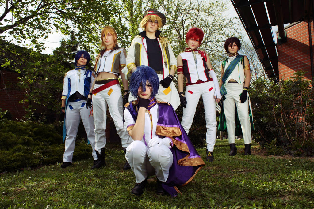Uta no prince-sama 2000% Group by Yuiko-Ame