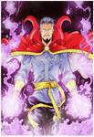Dr. Strange - Colors