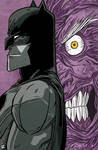 Batman and Two-Face