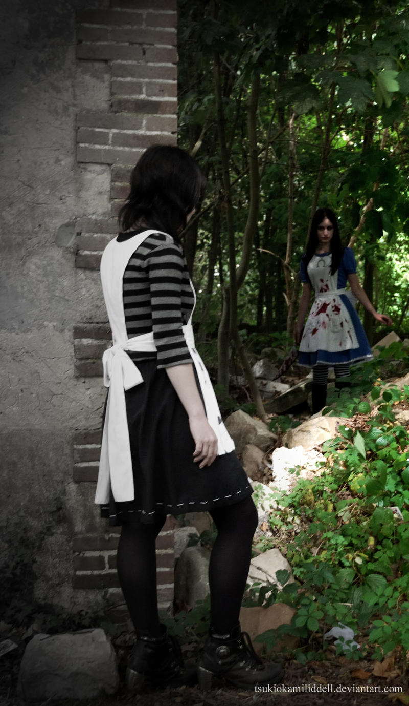 Come to Wonderland... by TsukiOkamiLiddell