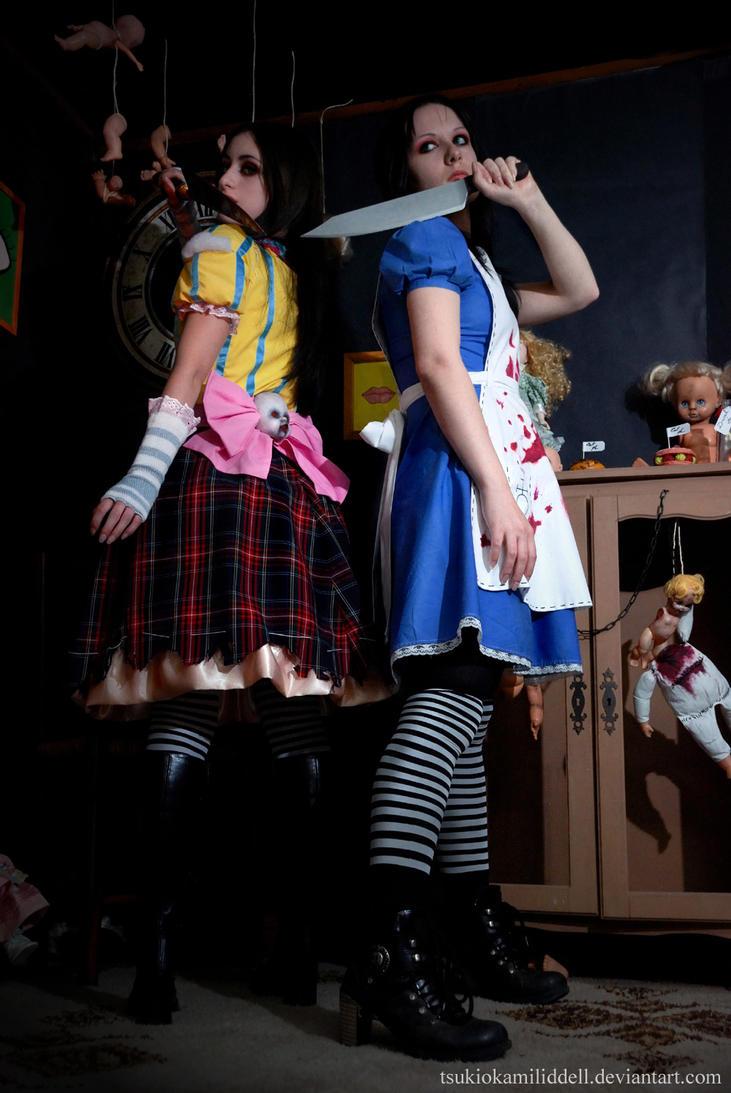 The DollHouse by TsukiOkamiLiddell