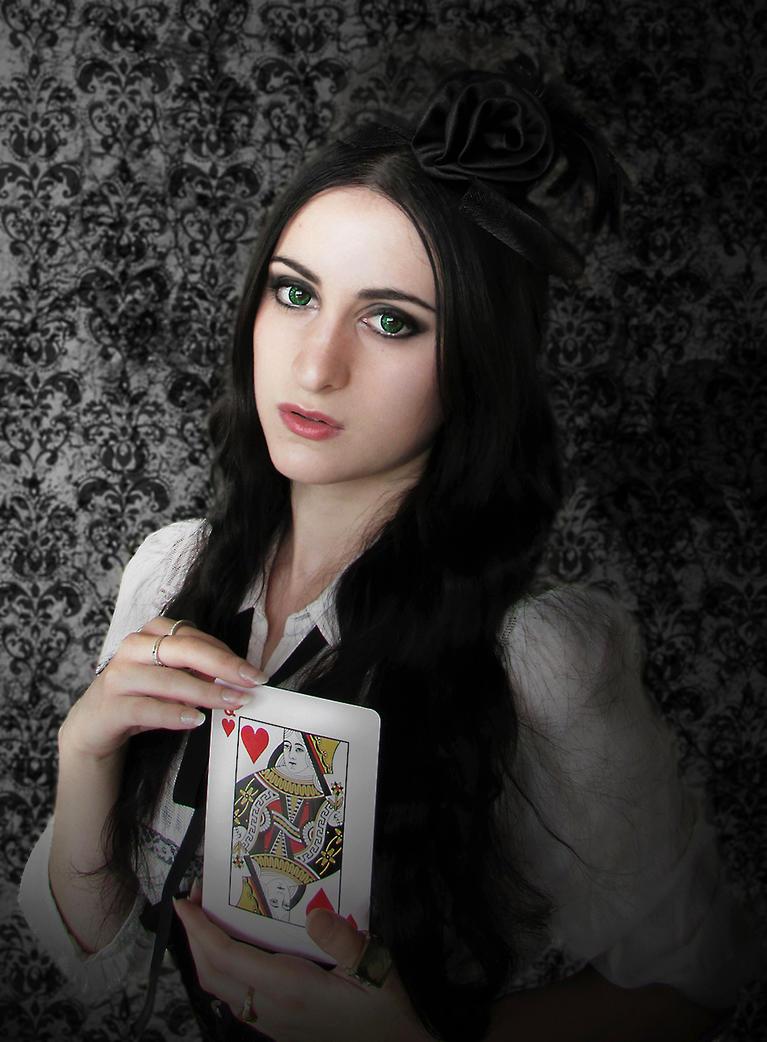 Lizzie Liddell by TsukiOkamiLiddell
