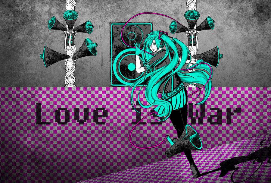 SS: Love is war by bittersweet-Grace