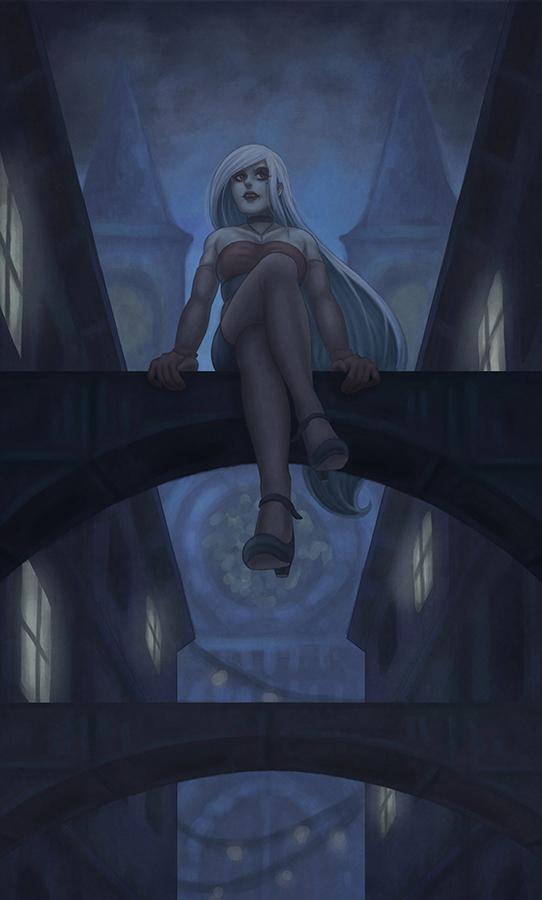 night watch by bittersweet-Grace