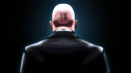 Hitman / Agent 47 - Wallpaper by The Iceman
