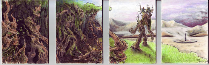 March of the Ents by ringbearer80