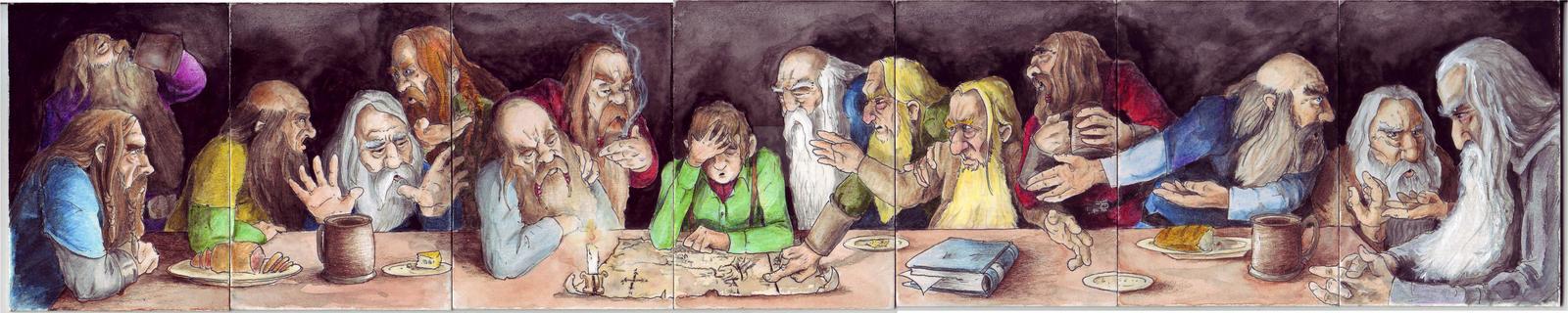 The Hobbit by ringbearer80