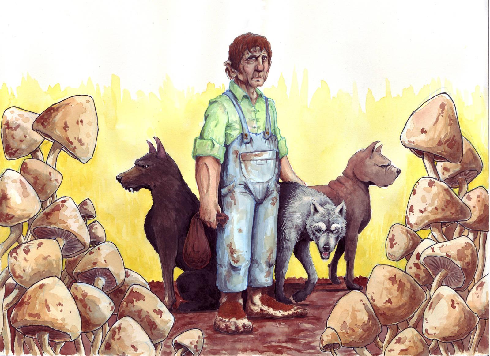 Farmer Maggot by ringbearer80