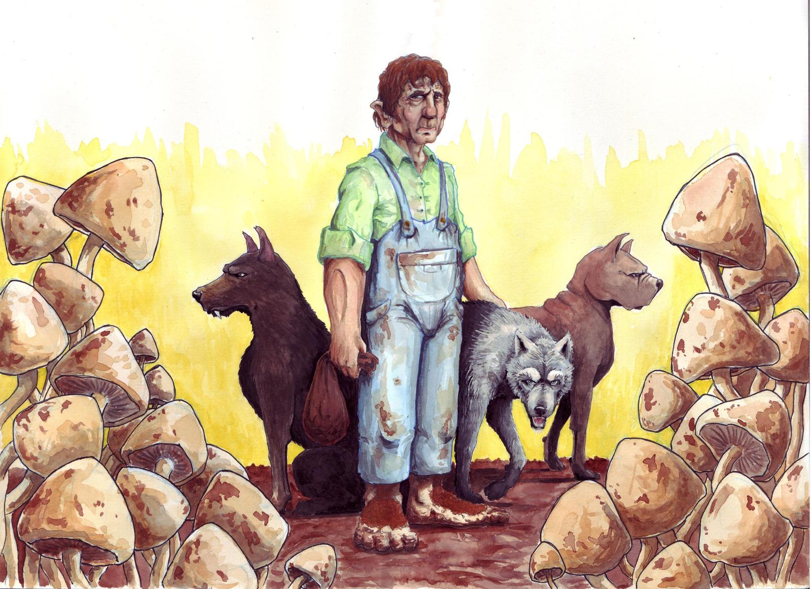 Farmer Maggot