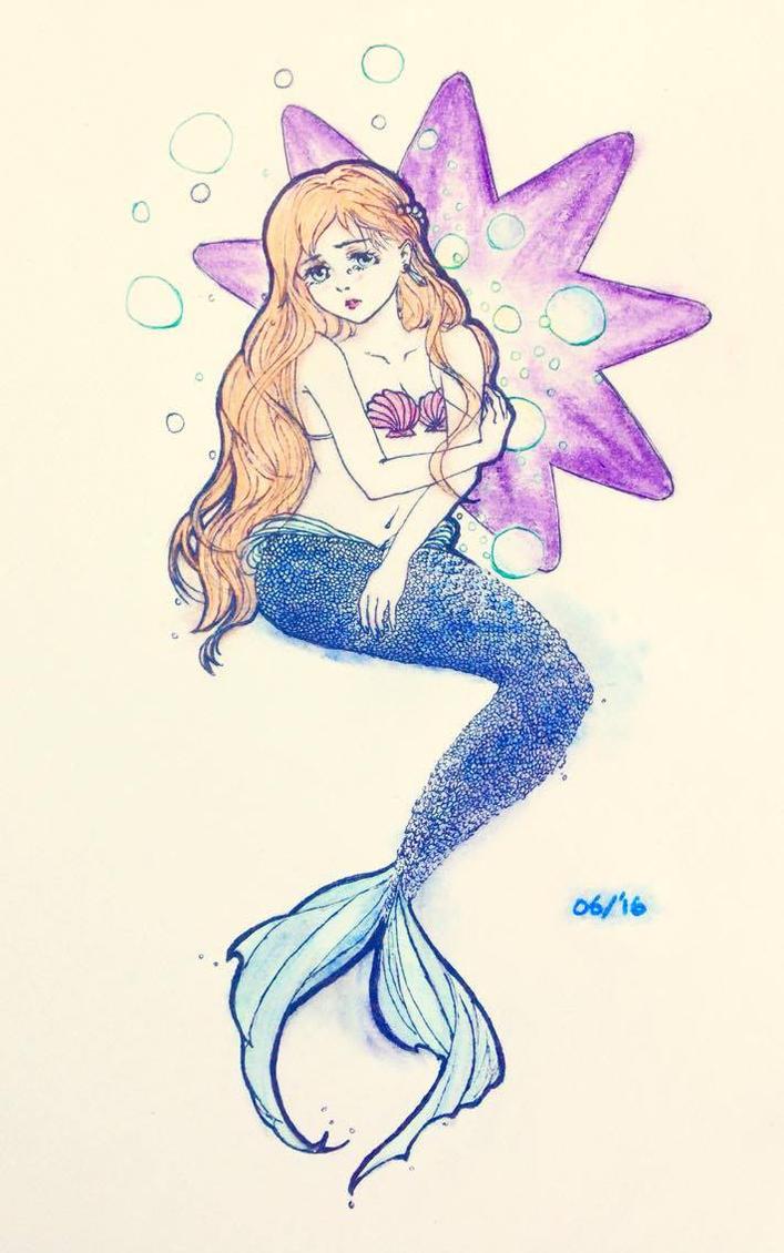 Misty Mermaid by Ra-Ra-s-tear