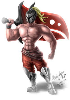 Warrior Max