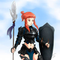 Girl Armor