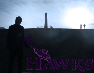 Another Hawks Poster (Media Project)