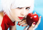 do you want... an apple by Rei-Doll