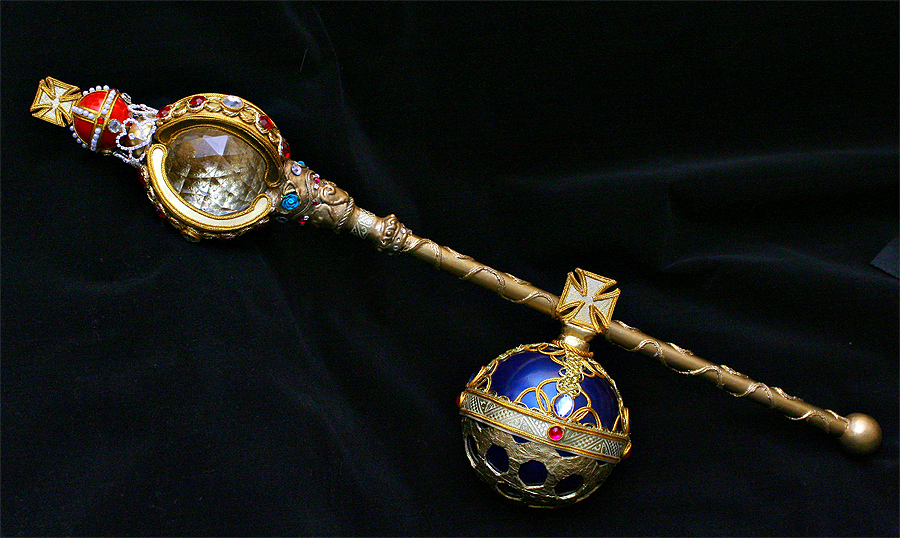 Esther's Scepter and Orb by Rei-Doll