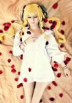 Sleeping Rose by Rei-Doll