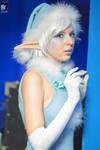 Cristmas Elf by Rei-Doll