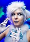 Blue Elf by Rei-Doll