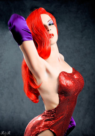Jessica Rabbit by Rei-Doll