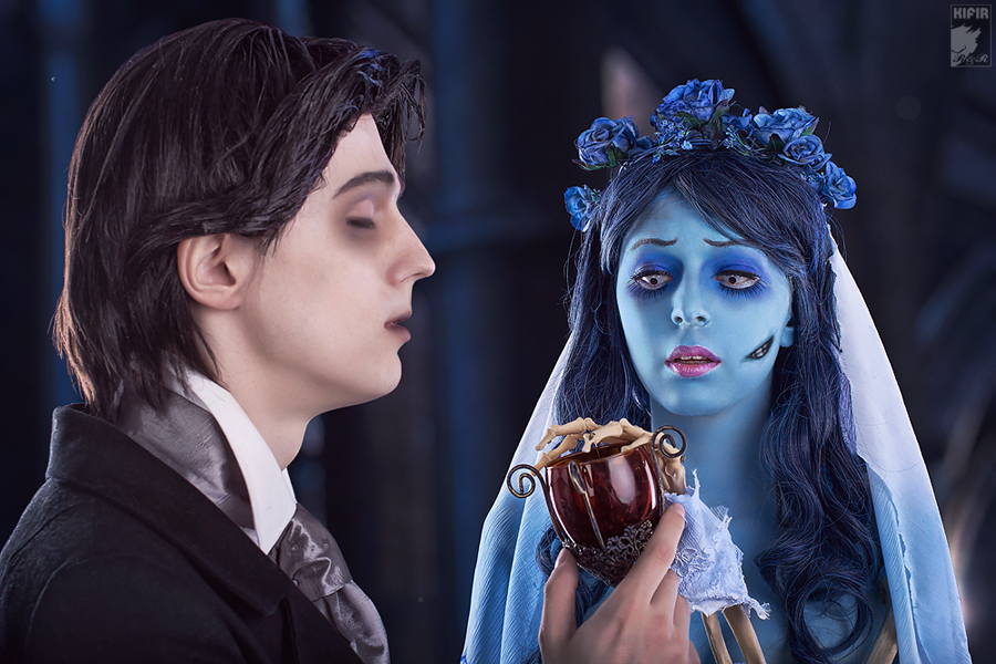 Incredible Corpse Bride Cosplay