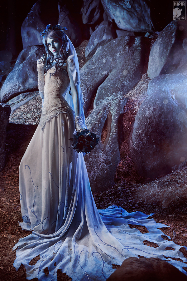 Outstanding Corpse Bride Wedding Gown Photos - Top Wedding Gowns ...
