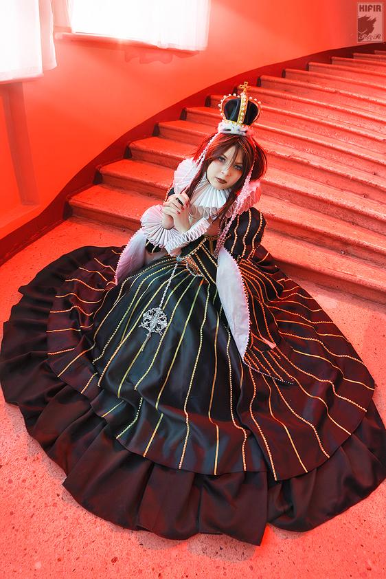 Reborn Queen by Rei-Doll