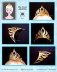 Frozen - Queen Elsa Crown