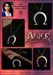 Alice: Madness Returns - Omega Necklace