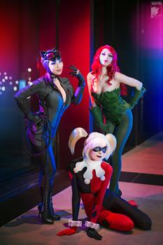 Bad Girls of Gotham