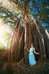 Princess Jasmine by Rei-Doll