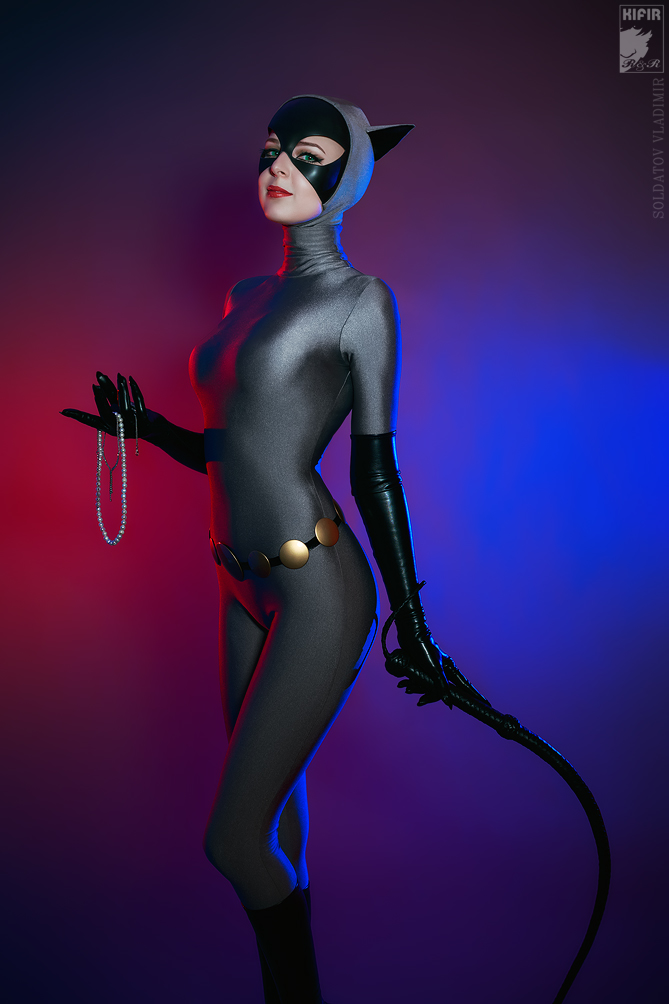 Catwoman The Animated Series by Rei-Doll