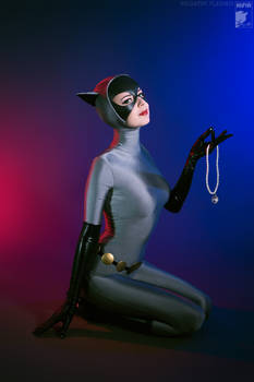 The Animated Series Catwoman