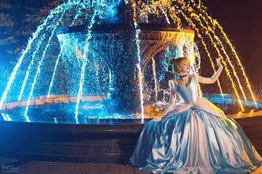 Cinderella Cosplay - So This Is Love