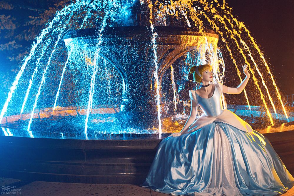 Cinderella Cosplay - So This Is Love by Rei-Doll