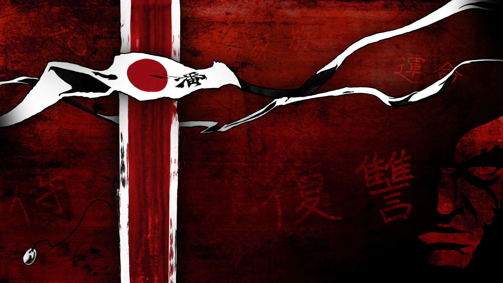 afro samurai wallpaper for ps3 by thedisappointment on