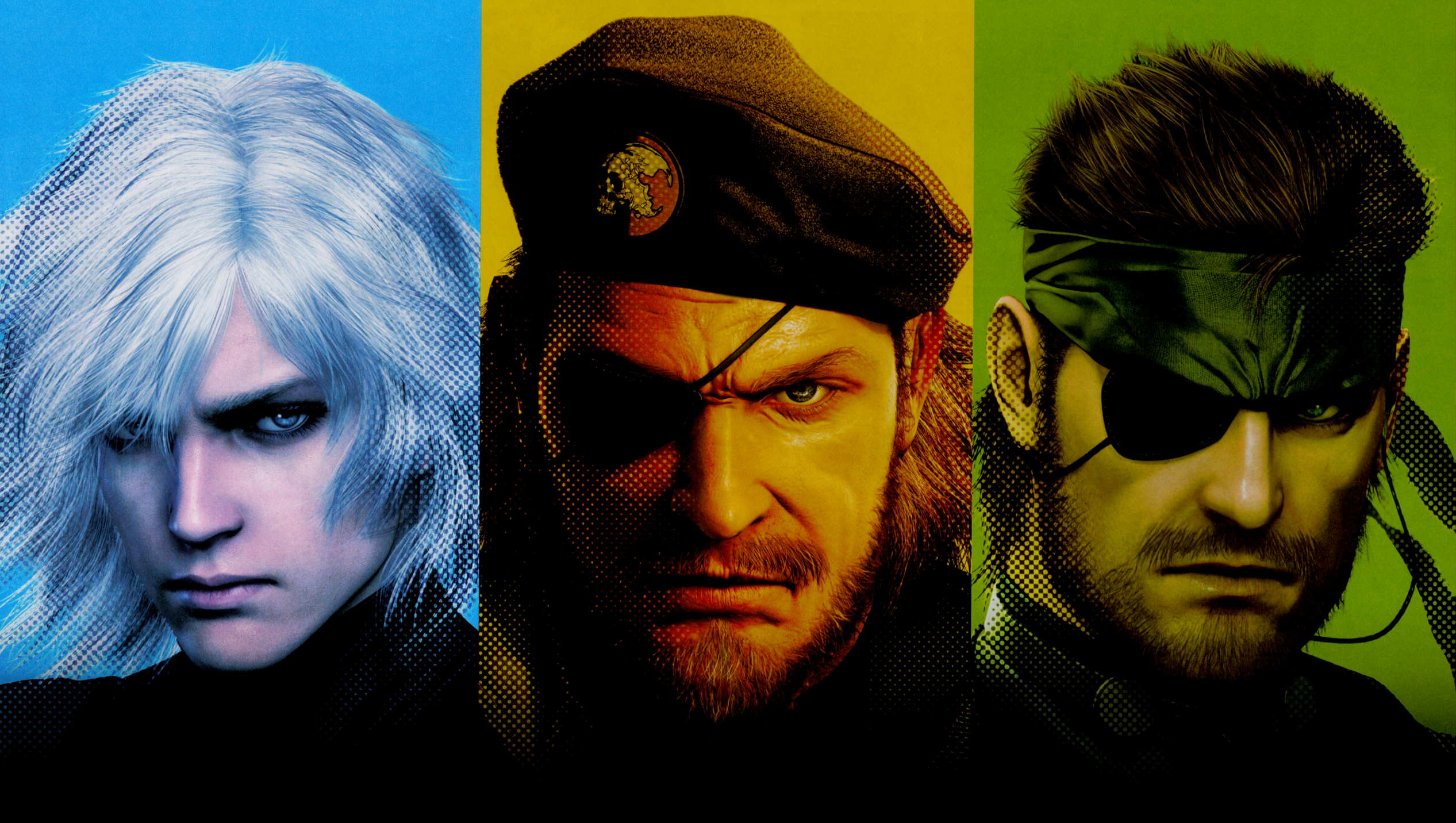 Metal Gear Solid HD Collection Wallpaper by theDisappointment on