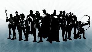 We Can Be Heroes - Edited and rerostered