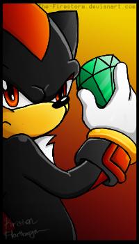 Shadow Emerald by The-Firestorm
