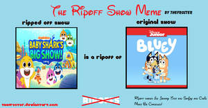 Baby Shark's Big Show Is A Ripoff Of Bluey