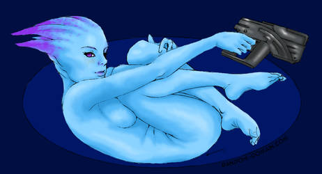 Asari by That-One-Midget