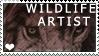 Wildlife Artist Stamp