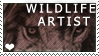 Wildlife Artist Stamp by That-One-Midget
