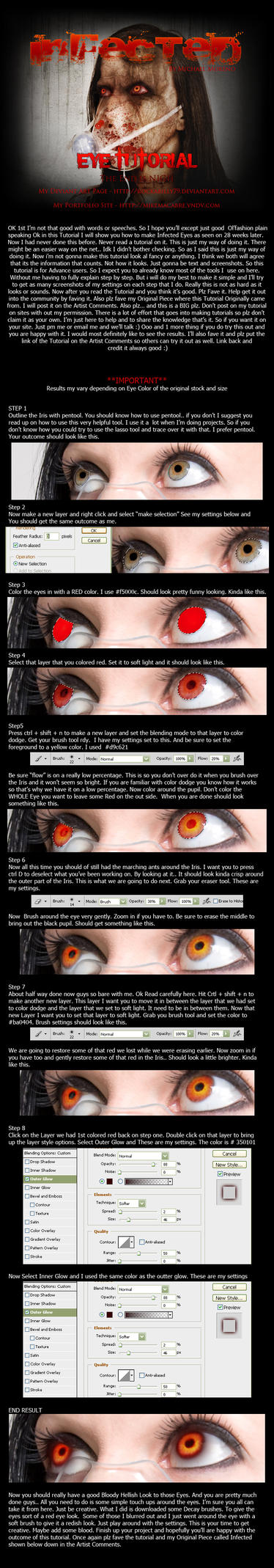 Infect Eye Tutorial by Rockabilly79
