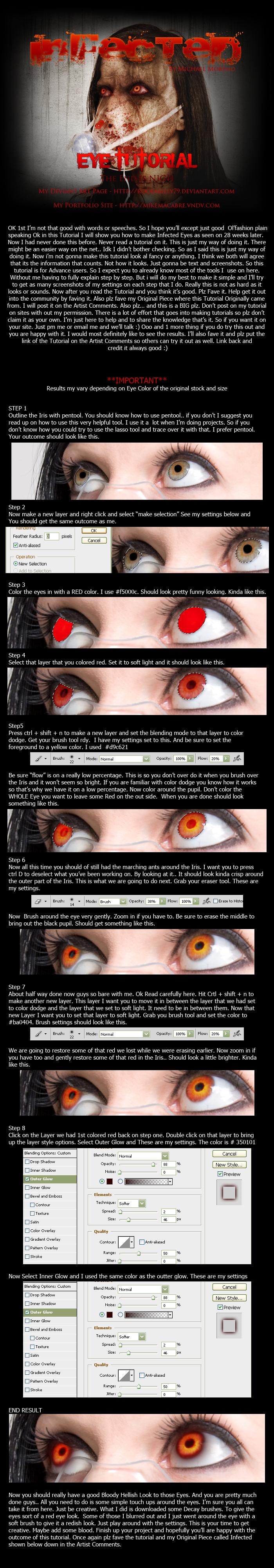 Infect Eye Tutorial by Rockabilly79