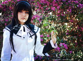 Homura by Shermie-Cosplay