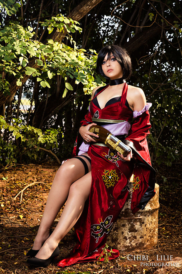 Ada Wong by Shermie-Cosplay on DeviantArt
