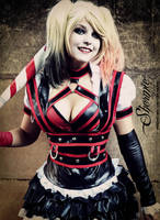 Hey, puddin'. by Shermie-Cosplay