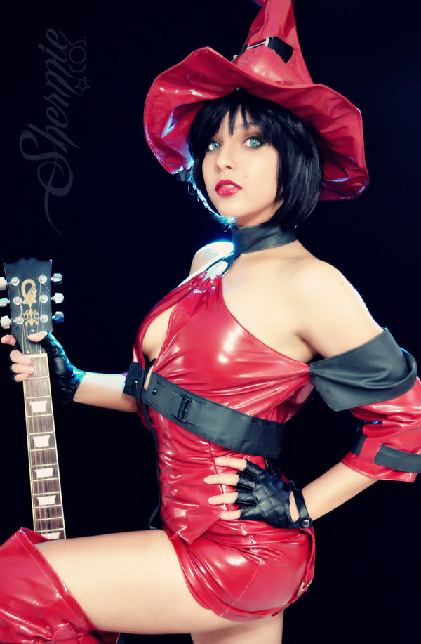 Ada Wong Cosplay by Shermie Cosplay