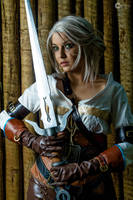 Cirilla by Shermie-Cosplay