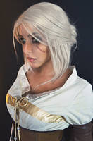 Ciri - The Witcher by Shermie-Cosplay